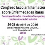 III Congreso Internacional Escolar sobre Enfermedades Raras